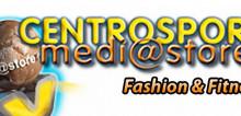 Centrosport.it – Bozza grafica e layout XHTML + CSS (Progetto non terminato)