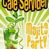 Cafè Servidei – Flyer