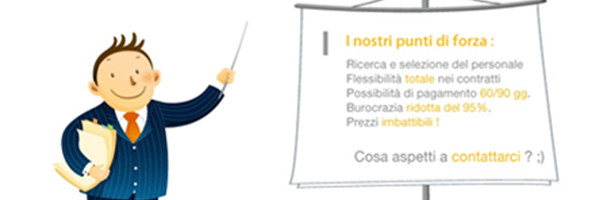 Restyling Sito Web. Target Jobs