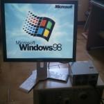Ripristino di un PC fisico con Windows 98 su VMWare Workstation 10 ed Acronis True Image Home.