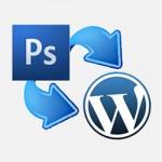 da photoshop a wordpress