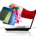 e-Commerce nel mercato del lusso. Shopping del lusso.