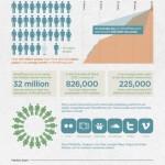 Wordpress. Utilizzo e distribuzione. Un infografica vale più di mille parole